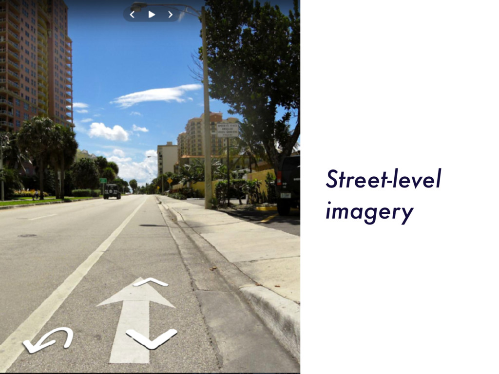 Street-level imagery