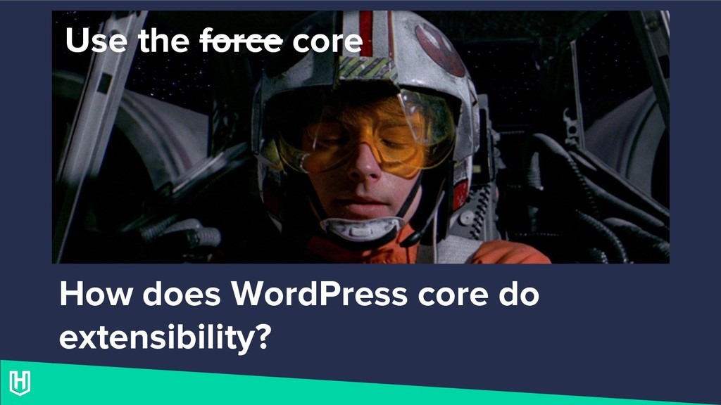 Use the force core How does WordPress core do e...