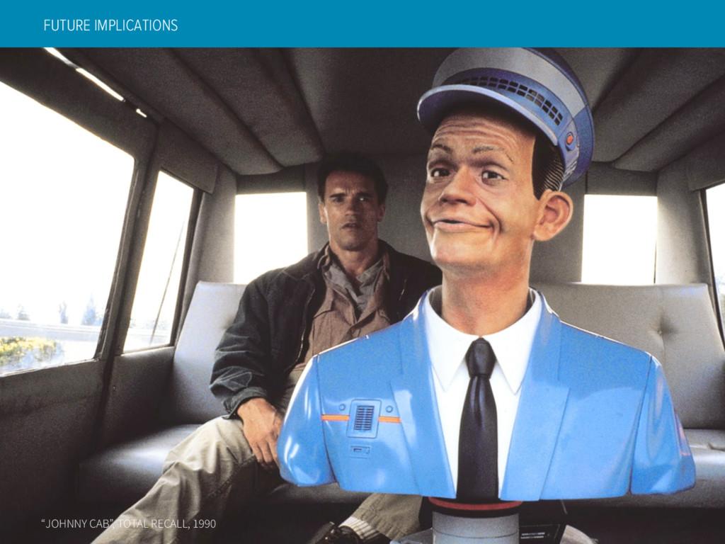 FUTURE IMPLICATIONS IMAGEM DO JONNHY CAB DO TOT...