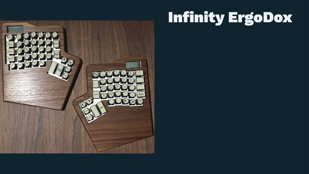 Infinity ErgoDox