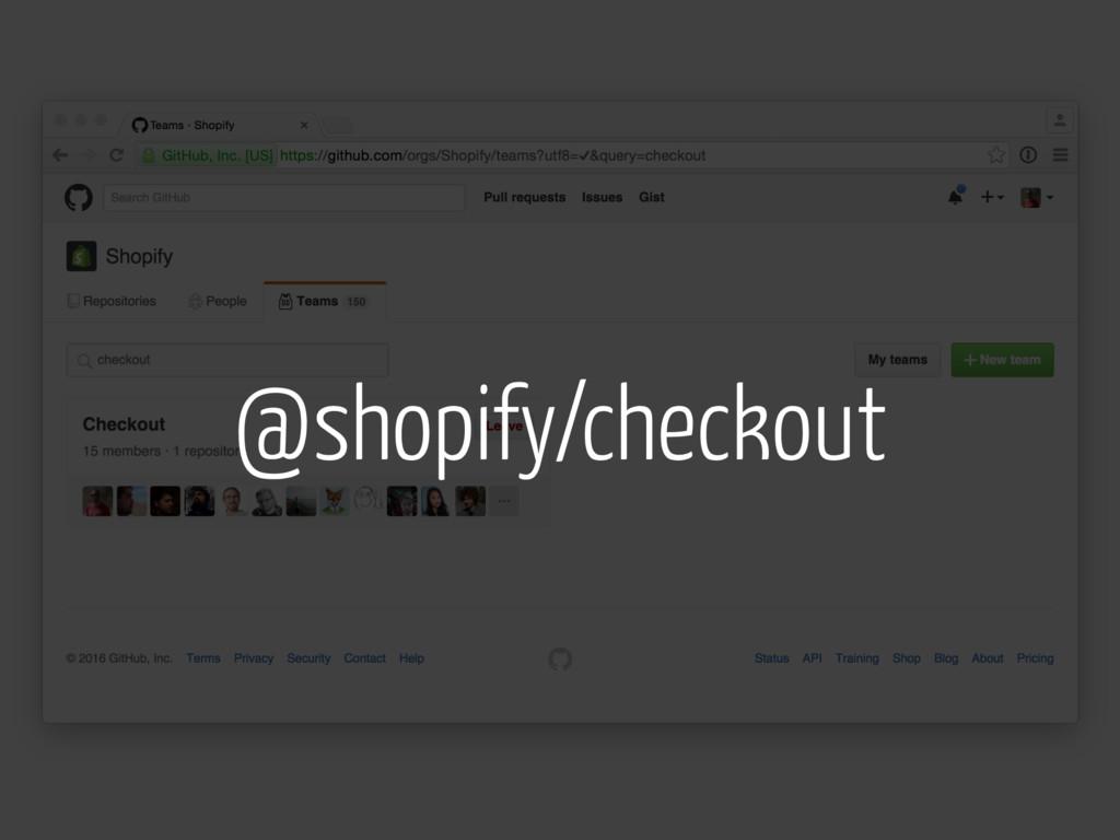 @shopify/checkout