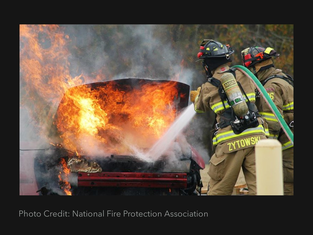 Photo Credit: National Fire Protection Associat...