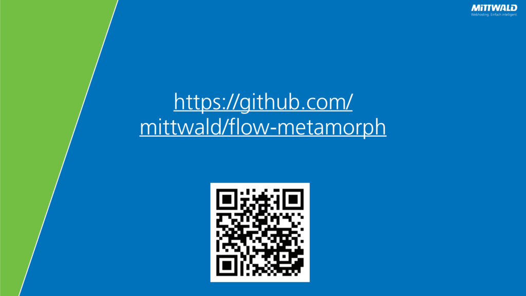 https://github.com/ mittwald/flow-metamorph