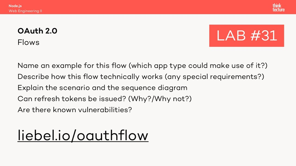 Flows Name an example for this flow (which app ...
