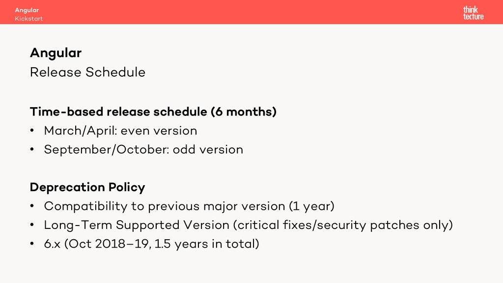 Release Schedule Time-based release schedule (6...
