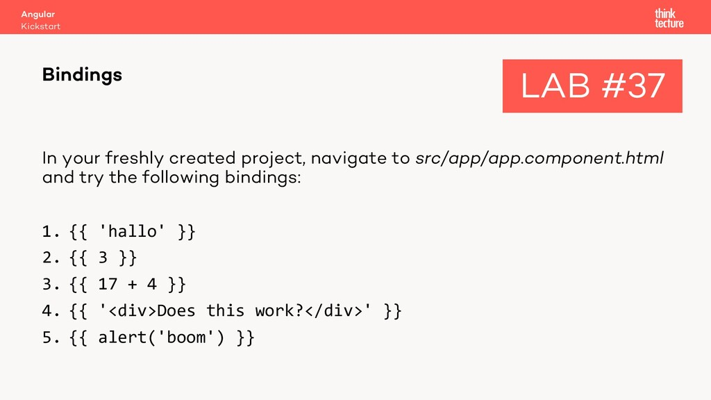 In your freshly created project, navigate to sr...