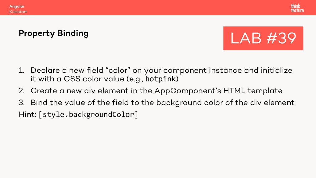 """1. Declare a new field """"color"""" on your componen..."""