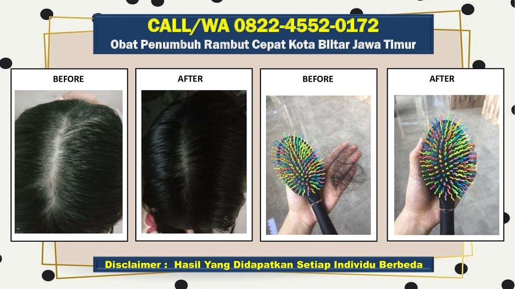 BEFORE AFTER Disclaimer : Hasil Yang Didapatkan...
