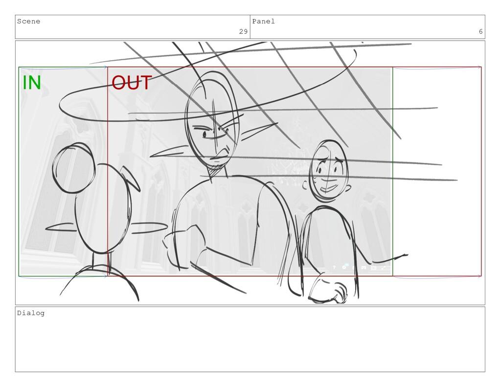 Scene 29 Panel 6 Dialog