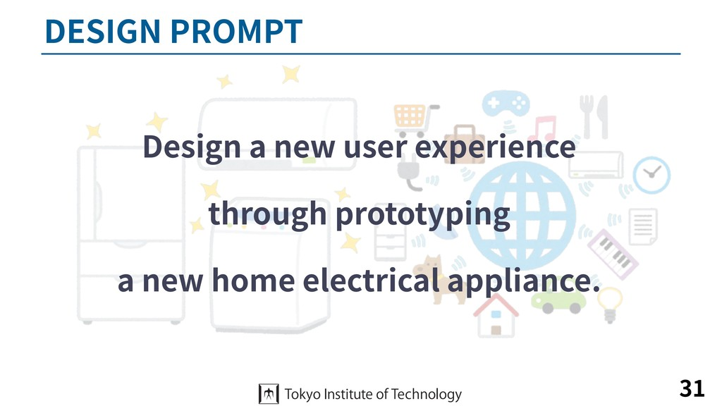 DESIGN PROMPT Design a new user experience thro...