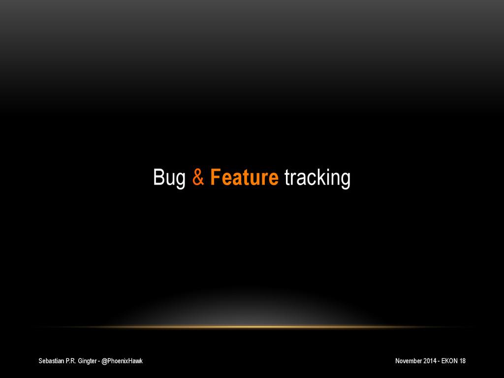 Sebastian P.R. Gingter - @PhoenixHawk Bug & Fea...