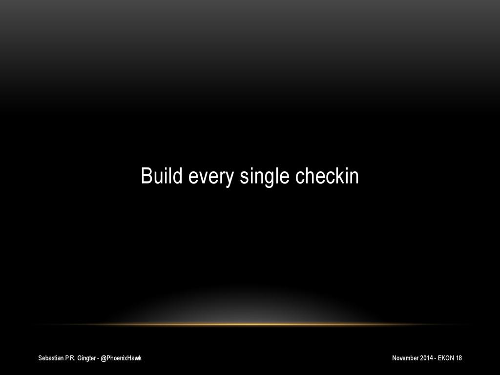 Sebastian P.R. Gingter - @PhoenixHawk Build eve...