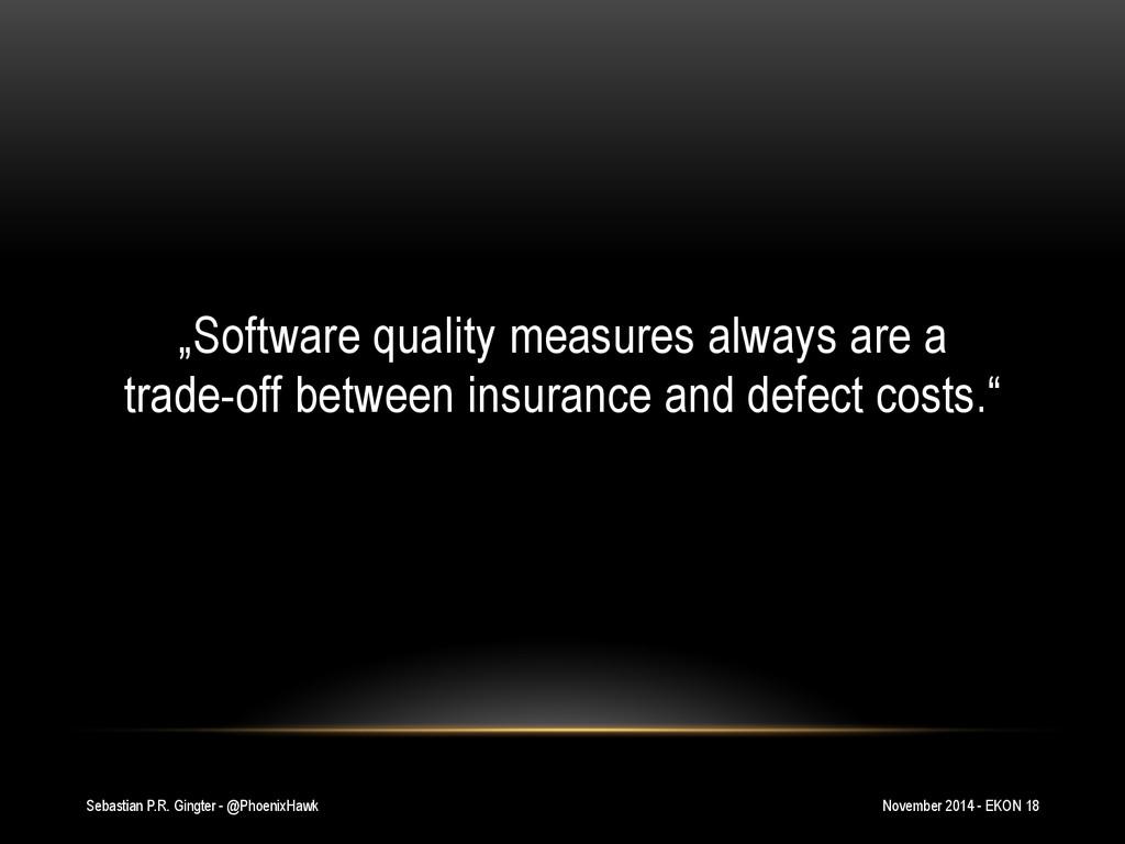 """Sebastian P.R. Gingter - @PhoenixHawk """"Software..."""