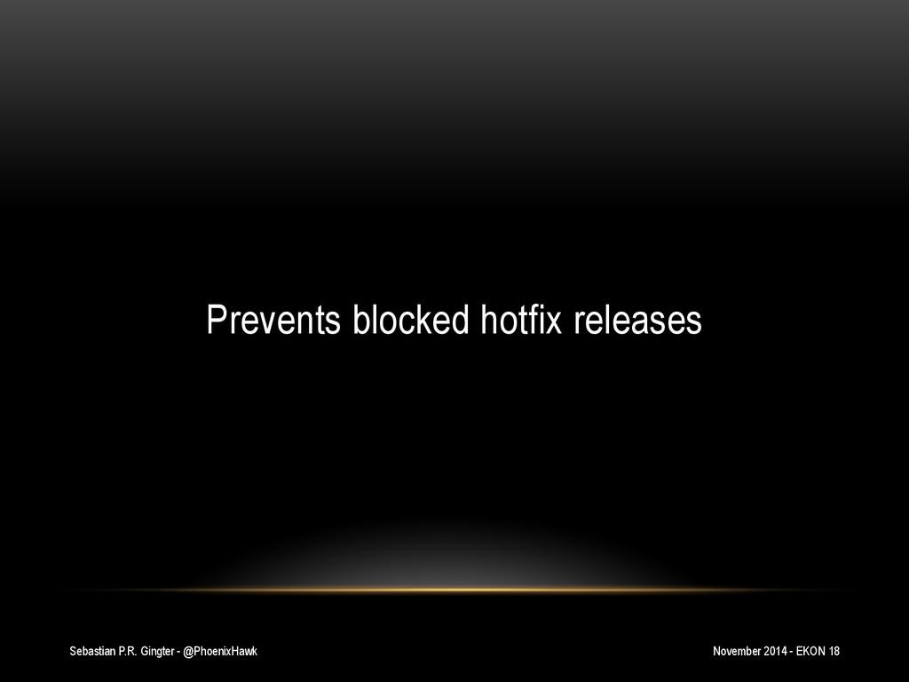 Sebastian P.R. Gingter - @PhoenixHawk Prevents ...
