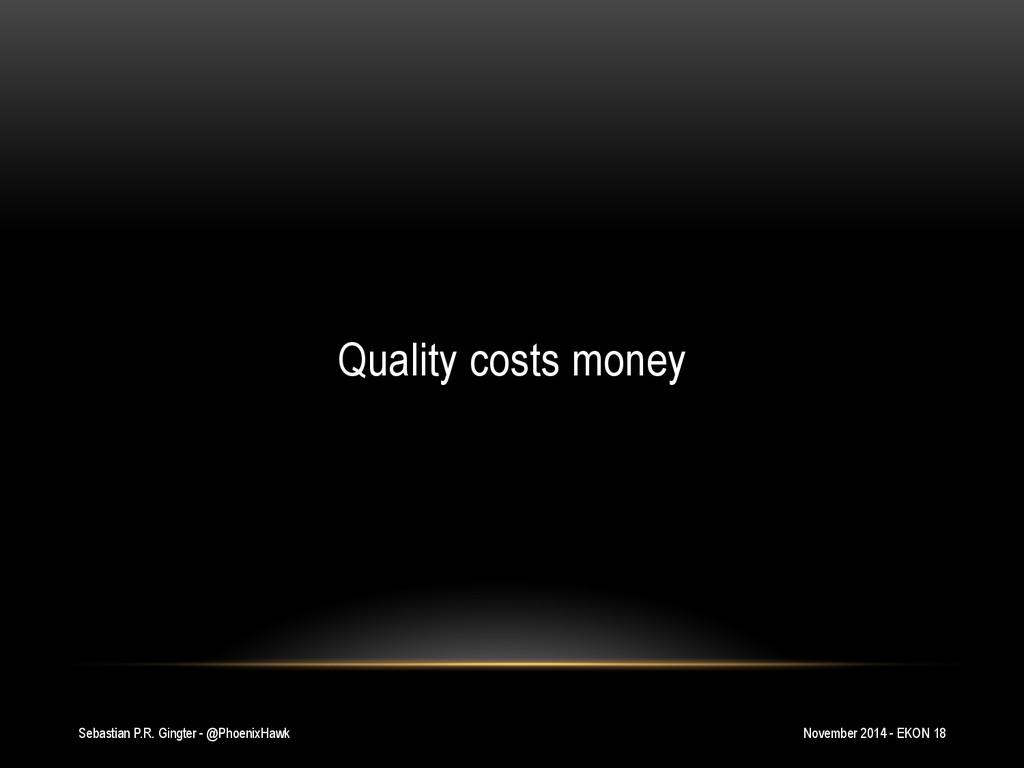 Sebastian P.R. Gingter - @PhoenixHawk Quality c...