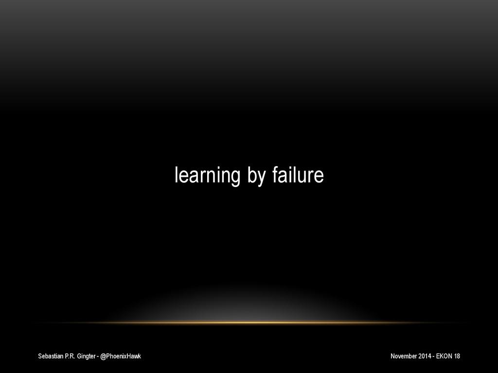 Sebastian P.R. Gingter - @PhoenixHawk learning ...