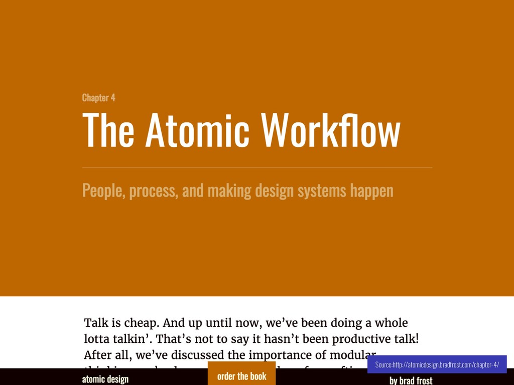 Source:http://atomicdesign.bradfrost.com/chapte...