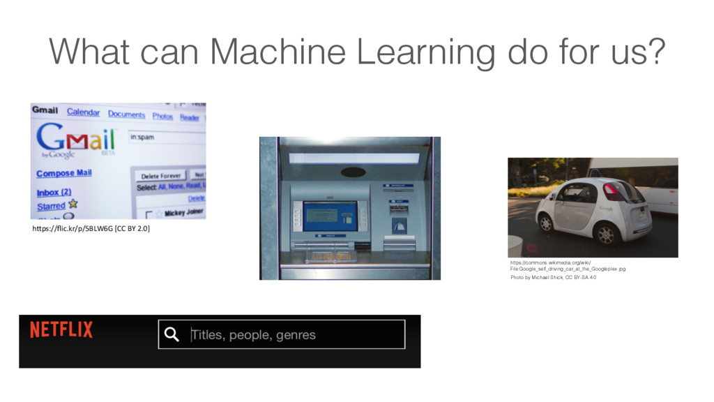 What can Machine Learning do for us?! https://c...