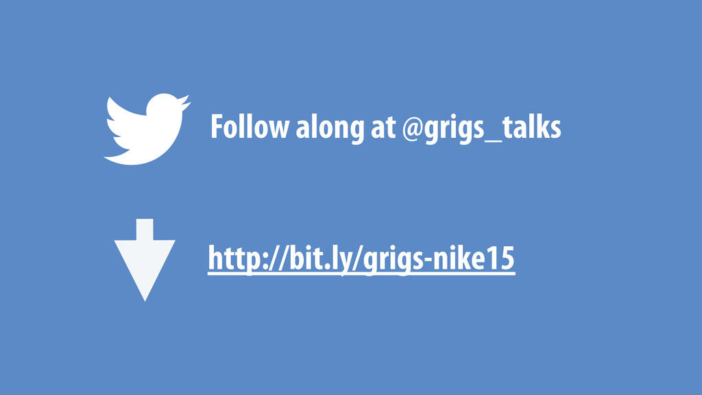 http://bit.ly/grigs-nike15 Follow along at @gri...