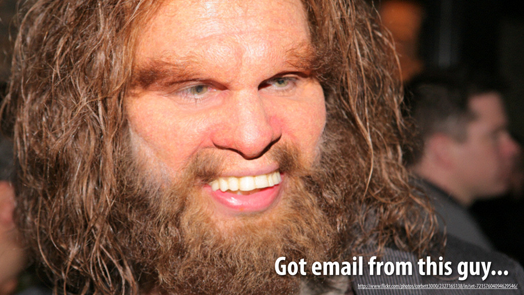 Got email from this guy... http://www.flickr.co...