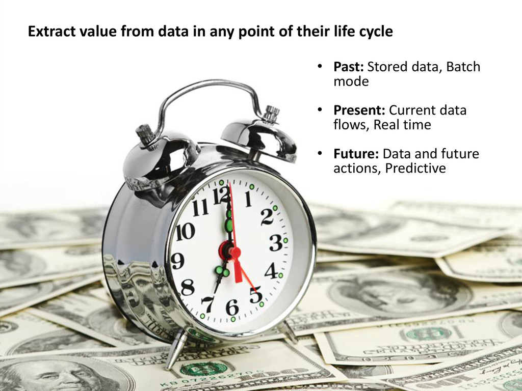 Extract value from data in any point of their l...