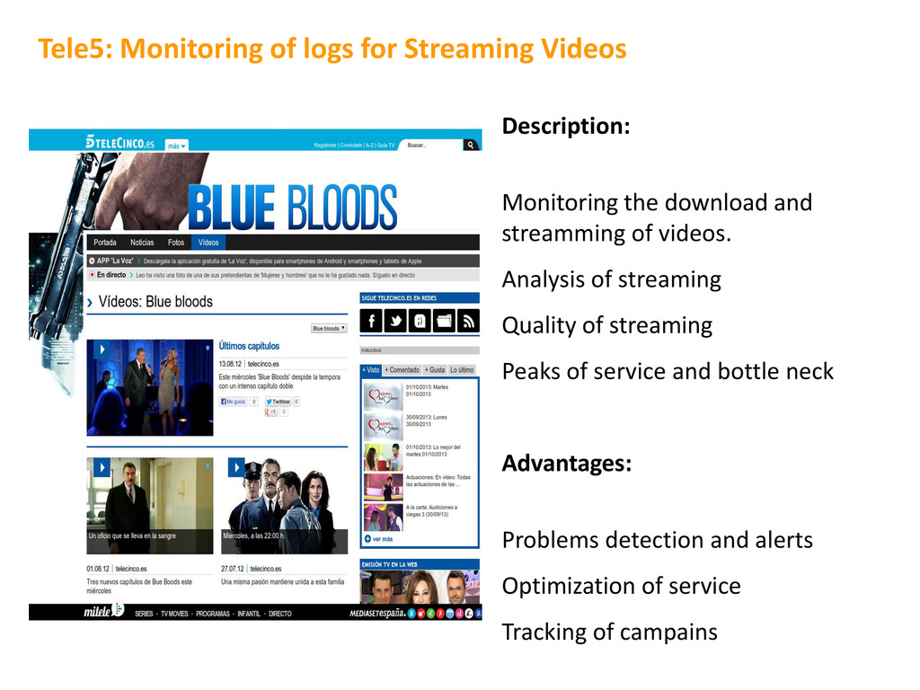 Description: Monitoring the download and stream...