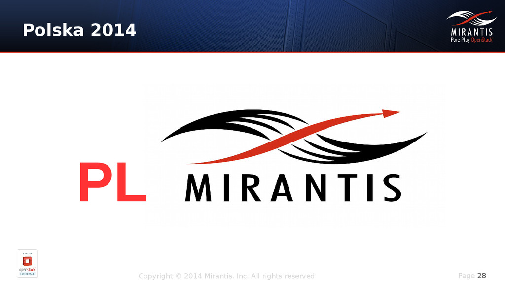 Copyright © 2014 Mirantis, Inc. All rights rese...