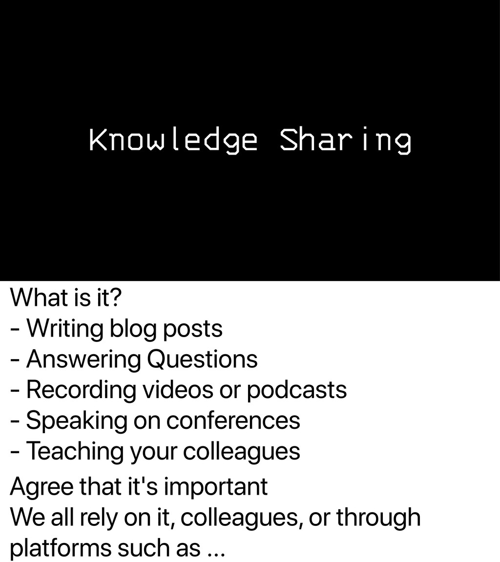 What is it? - Writing blog posts - Answering Qu...