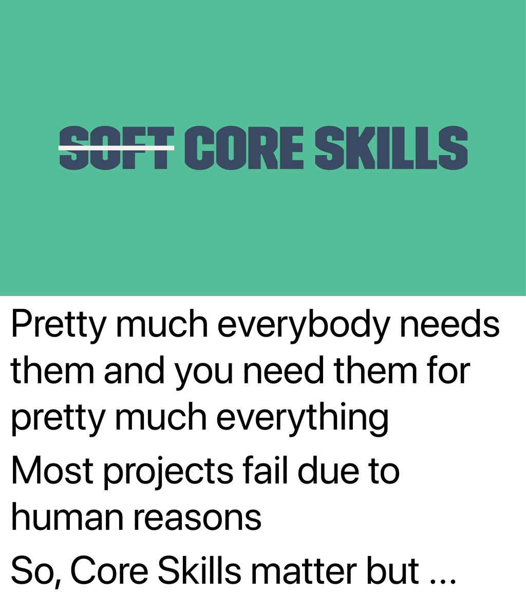 Pretty much everybody needs them and you need t...