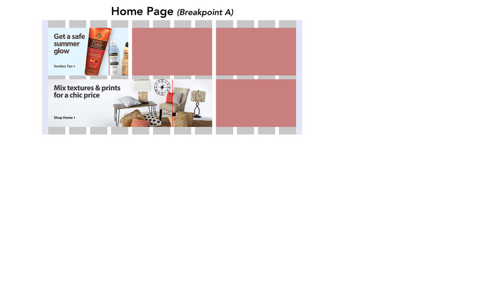 Home Page (Breakpoint A)