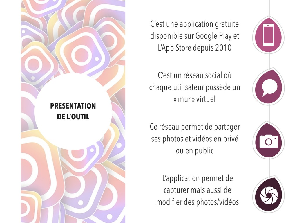 PRESENTATION DE L'OUTIL C'est une application g...