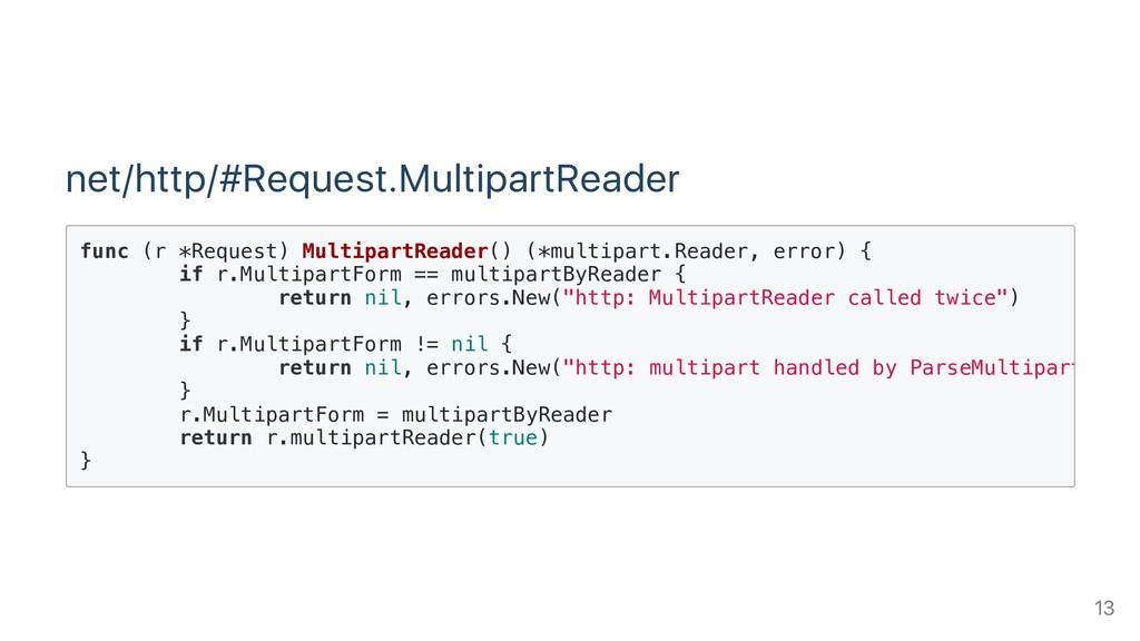 net/http/#Request.MultipartReader f u n c ( r *...