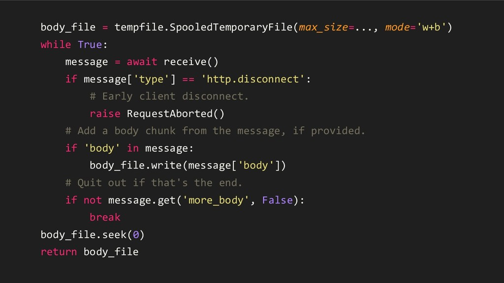 body_file = tempfile.SpooledTemporaryFile(max_s...