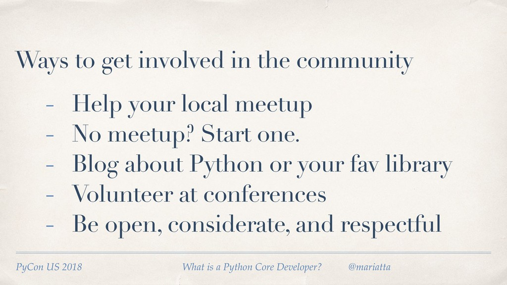 Ways to get involved in the community - Help yo...