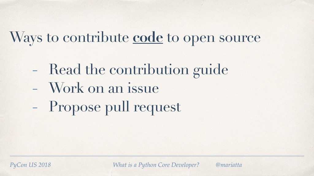 Ways to contribute code to open source - Read t...
