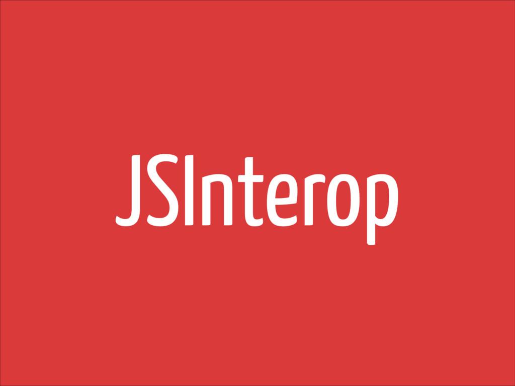 JSInterop