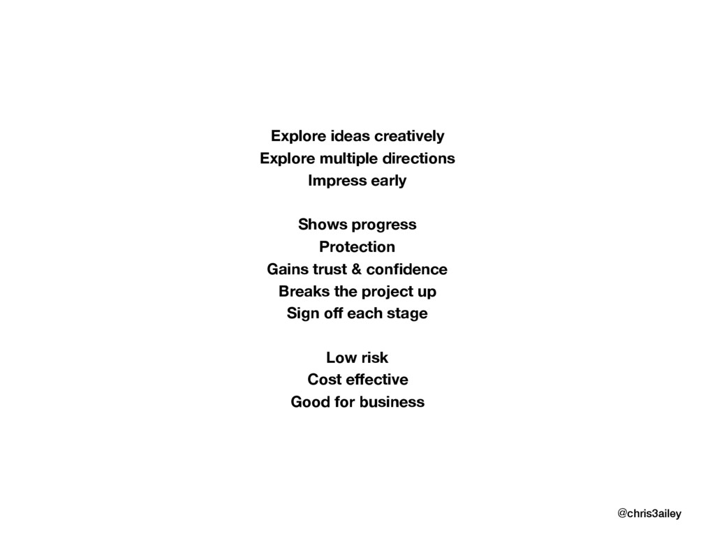 @chris3ailey Explore ideas creatively Explore m...