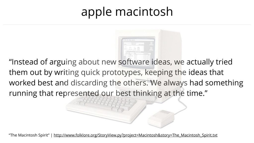 "apple macintosh ""Instead of arguing about new s..."