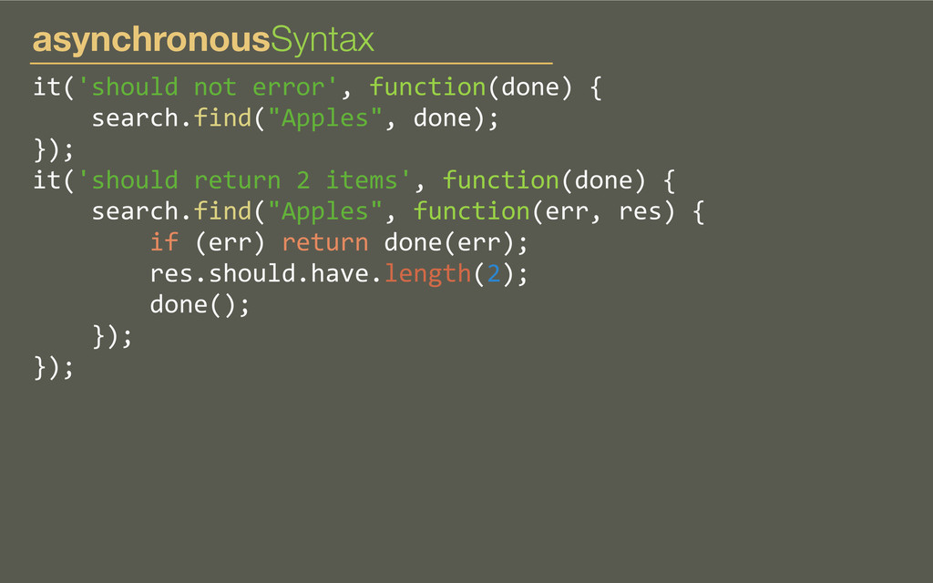 it('should not error', function(done)...