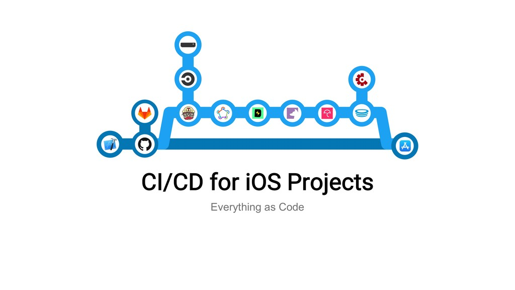 CI/CD for iOS Projects Everything as Code