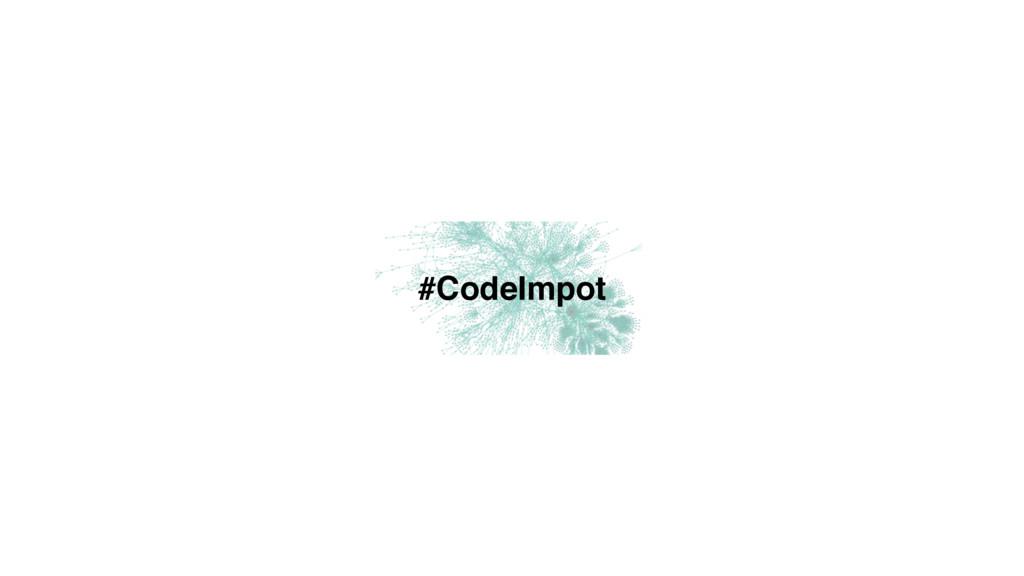 #CodeImpot