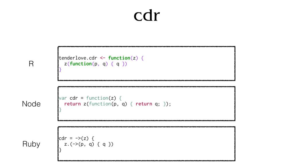 cdr tenderlove.cdr <- function(z) { z(function(...