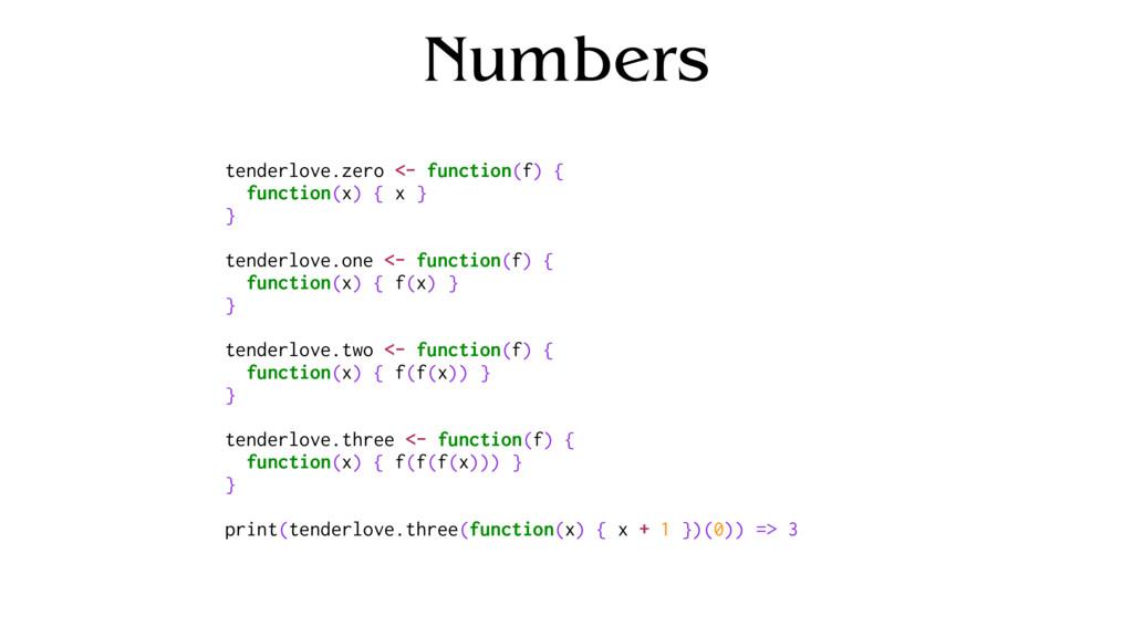 Numbers tenderlove.zero <- function(f) { functi...