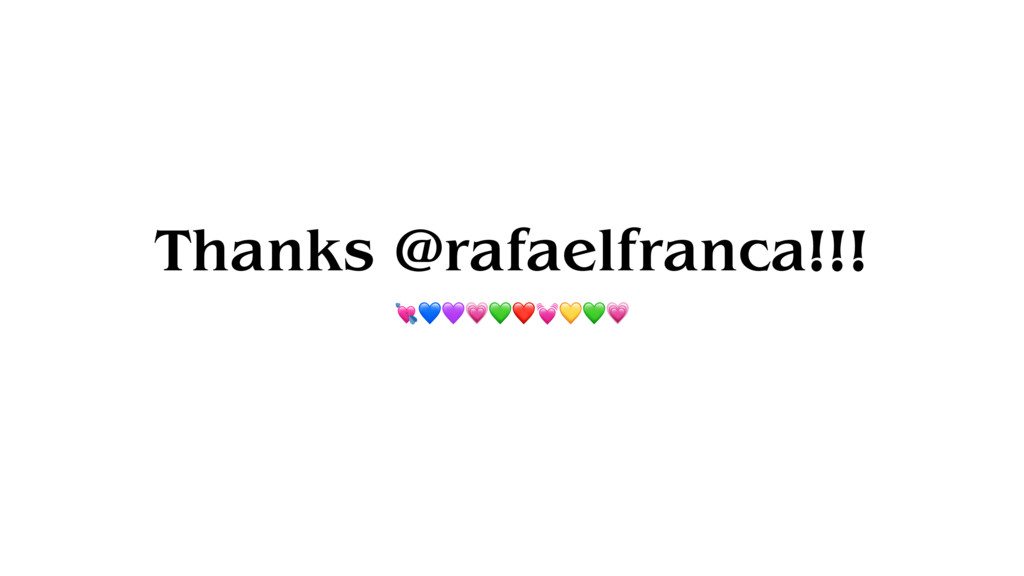 Thanks @rafaelfranca!!! ❤