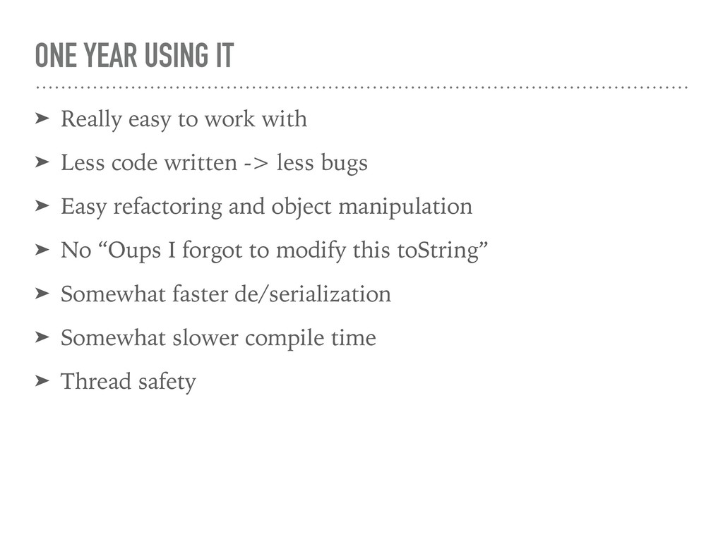 ONE YEAR USING IT ➤ Really easy to work with ➤ ...