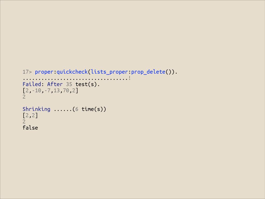 17> proper:quickcheck(lists_proper:prop_delete(...