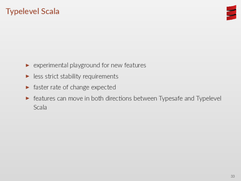 Typelevel Scala ▶ experimental playground for n...