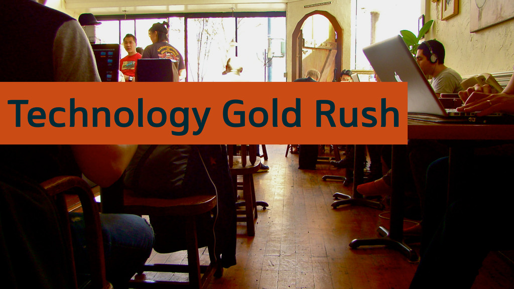 Gold Ru Technology Gold Rush
