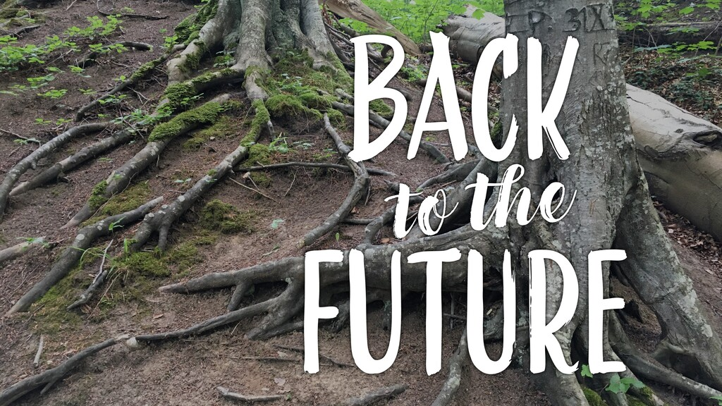 Back Future to the