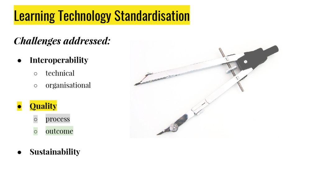 Learning Technology Standardisation Challenges ...